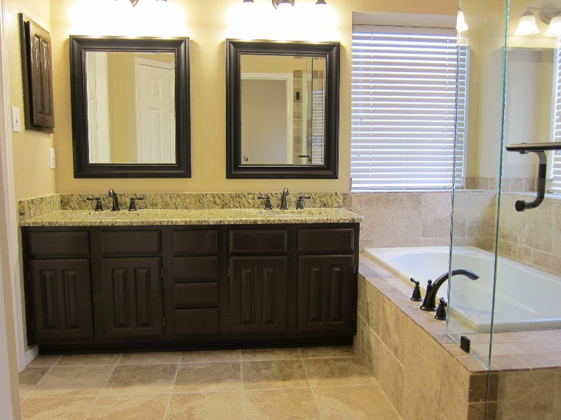 The floor barn specializes in flooring kitchen bathroom for Bathroom remodel 85382